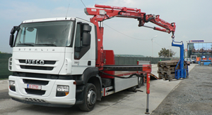 Iveco - INDUSTRIAL ACCESS